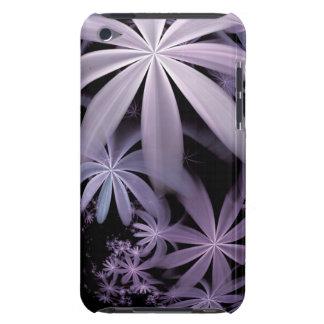 Fractal Lilac Colours iPod Case-Mate Case