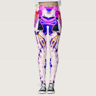 Fractal Mandala Leggings