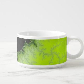 Fractal Mandelbrot Green Chili Bowl