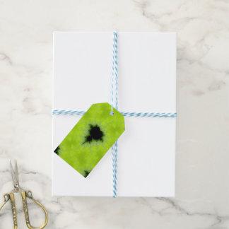 Fractal Mandelbrot Green Pack Of Gift Tags
