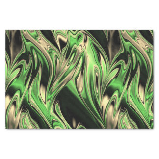 Fractal Marble 6-3 Tissue Paper