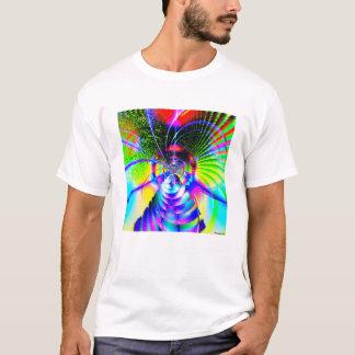 Fractal Maze 5c (app) T-Shirt