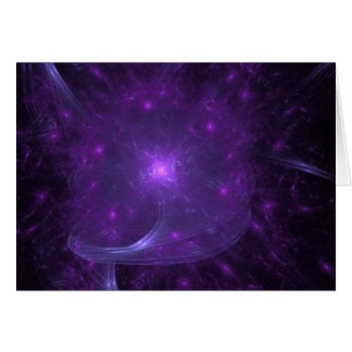 Fractal of Hope in Purple Card