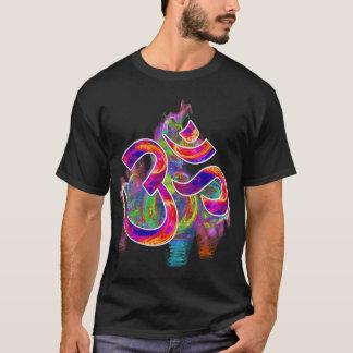 Fractal Om New T-Shirt