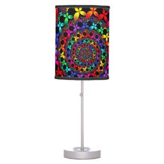Fractal Petals Lamp