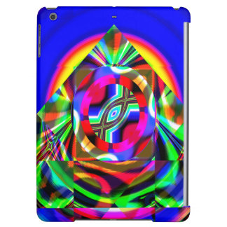 Fractal Phone Case iPad Air Cases
