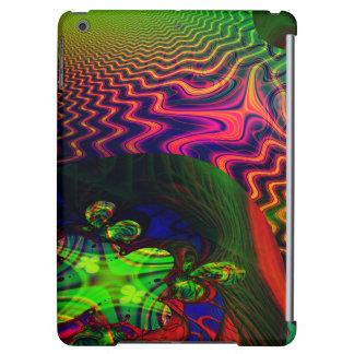 Fractal Phone Case iPad Air Cover
