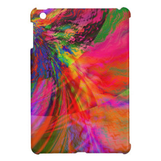 Fractal Phone Case iPad Mini Case