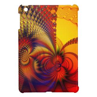 Fractal Phone Case iPad Mini Cover