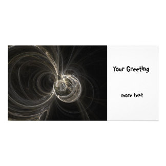 Fractal Photo Card