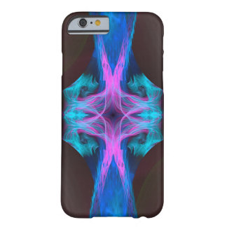"""Fractal """"Plasma Impact"""" Barely There iPhone 6 Case"""