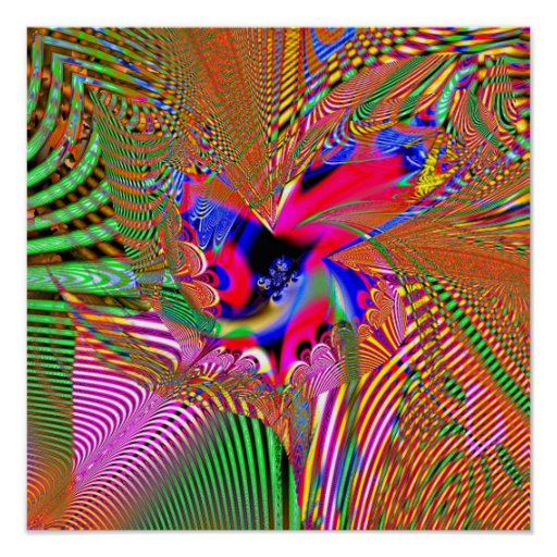 Fractal Projection 1.7d1 Poster