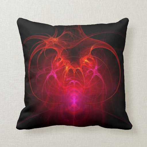 Fractal - Science - The neural network Pillows