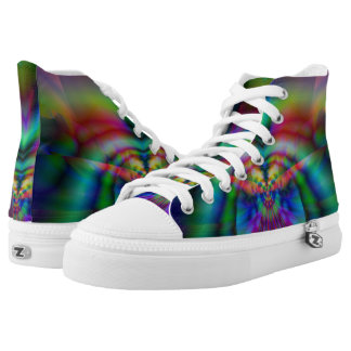 Fractal Shoes, Angel High Tops
