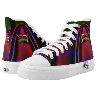 Fractal Shoes, Love Highway High Tops
