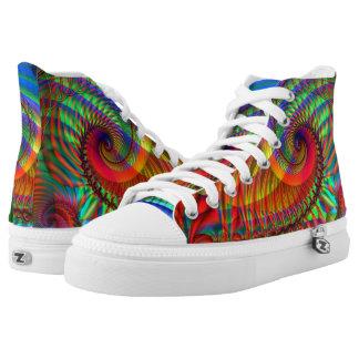Fractal Shoes, Nautilus High Tops