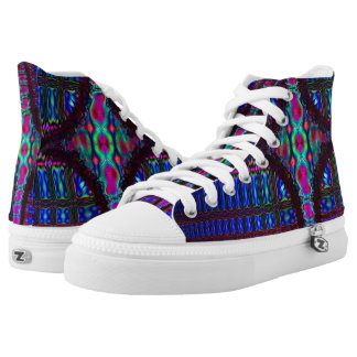 Fractal Shoes, Rip High Tops