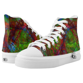 Fractal Shoes, Synapse High Tops