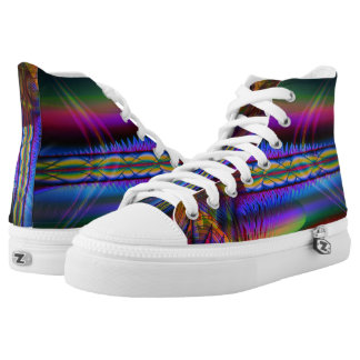 Fractal Shoes, Tool High Tops