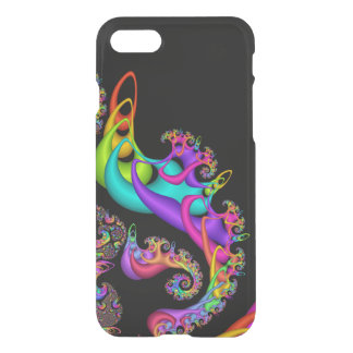 Fractal Sorbet Swirl iPhone 8/7 Case