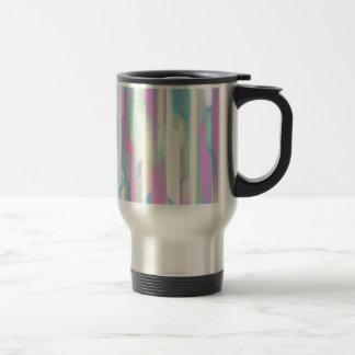 Fractal Spiral Travel Mug