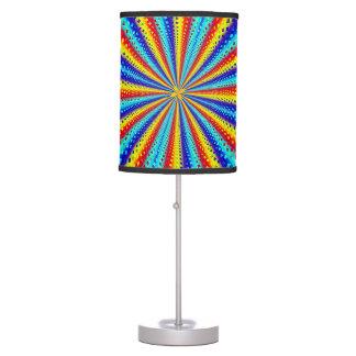 Fractal Squares Lamp