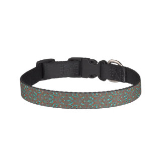 Fractal Star of Future Complexity Pet Collar