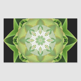 Fractal Stardust green