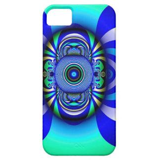 Fractal Third Eye Fantasy Digital Case For The iPhone 5