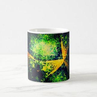 Fractal Trees Classic White Coffee Mug