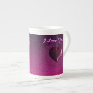 Fractal Valentine Mug