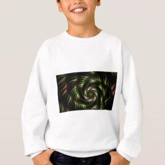 Fractal vortex sweatshirt