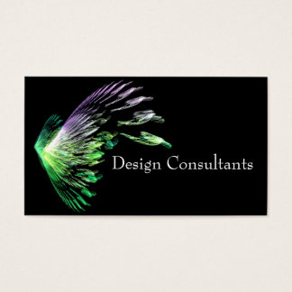 Fractal Wings Business Card