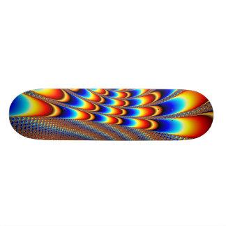 Fractal Wink Skateboard Deck