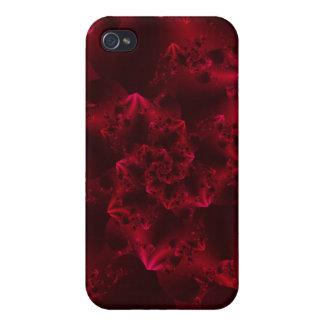 Fractale de passion étuis iPhone 4