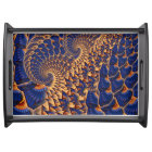 Fractalicity Serving Tray