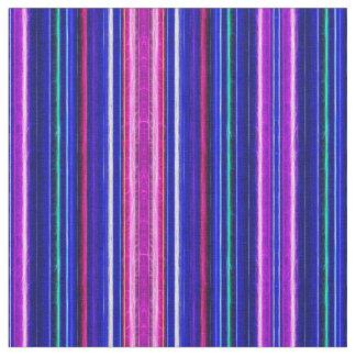 Fractalius Stripes N-S Purple Fabric