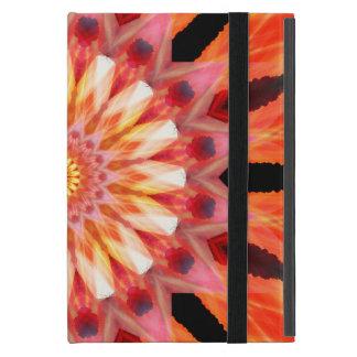 fractalized sunrise Mandala iPad Mini Case