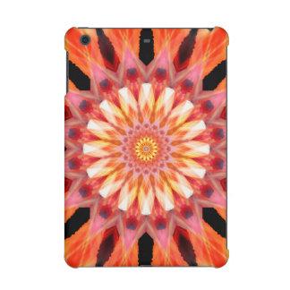 fractalized sunrise Mandala iPad Mini Retina Covers