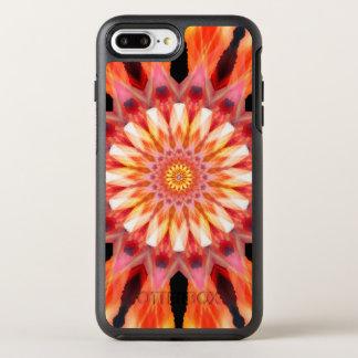 fractalized sunrise Mandala OtterBox Symmetry iPhone 7 Plus Case