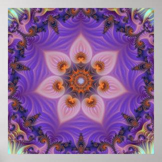 fractalmandala18 poster