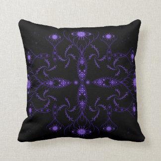 Fractals Flowers Pillow