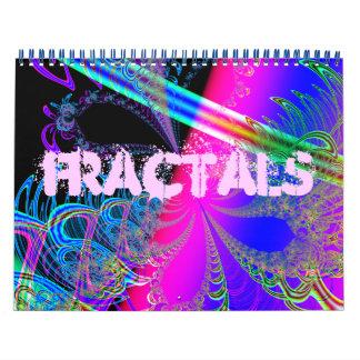 Fractals Wall Calendars
