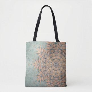 Fractual Tote Bag