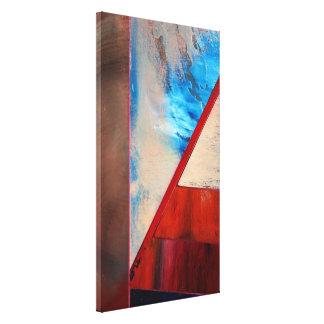 Fracture #1 canvas print