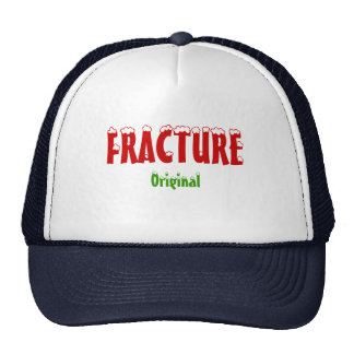 FRACTURE, Original Trucker Hat