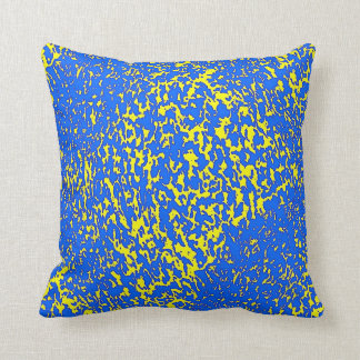 Fracture Them Throw Pillows