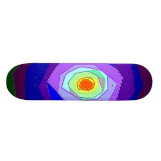 Fracture These Custom Skateboard