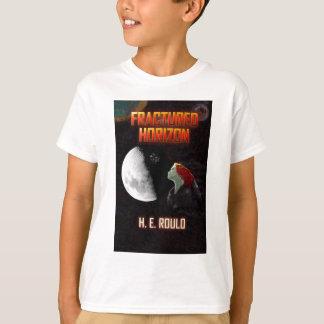 Fractured Horizon Kid's T T-Shirt