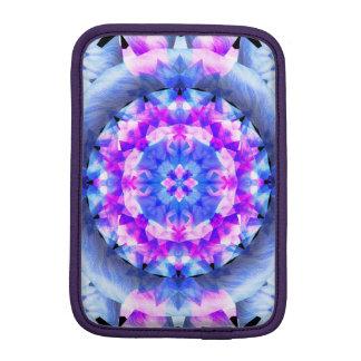 Fractured Light Mandala Sleeve For iPad Mini